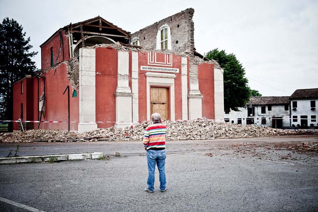 Filippo Massellani My earthquake
