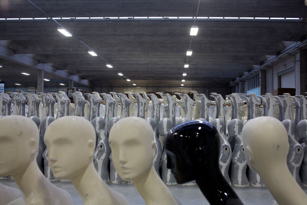 Filippo Massellani The Ferraris of the mannequin world