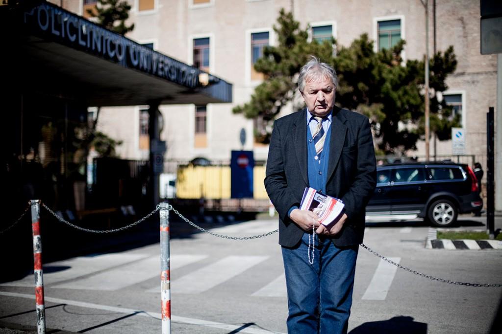 Filippo Massellani Pro life
